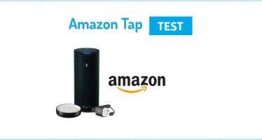[TEST] Amazon Tap, la petite enceinte qui pilote votre maison