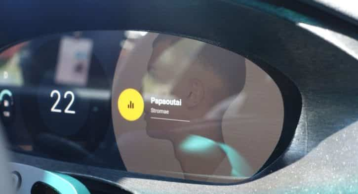 Android Auto MP3