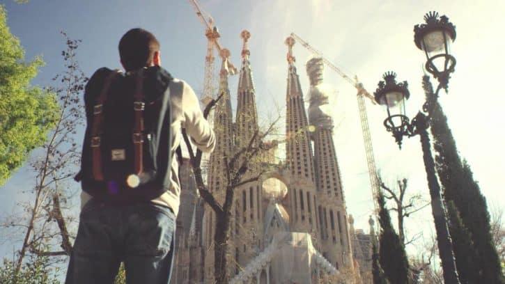 Visiter Barcelone avec Sneakairs