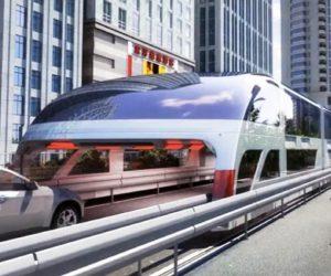 Le bus du futur débarque en Chine