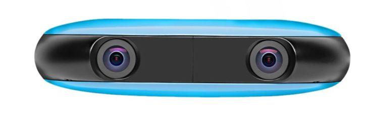 caméra 360 Vuze