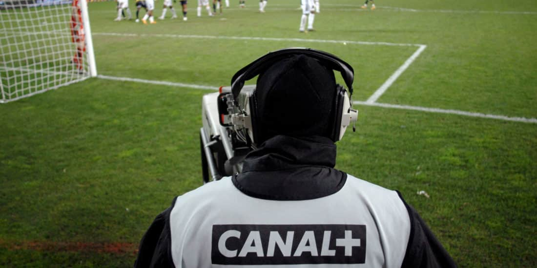 canal plus samsung sport tournage