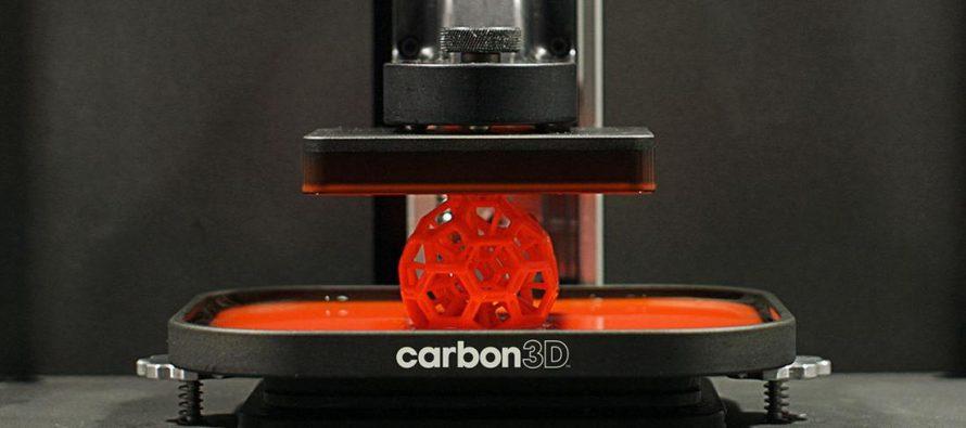 La Carbon M1 imprimera plus vite que son ombre