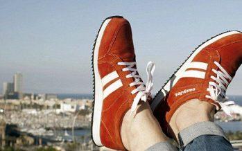 Gardez les pieds sur terre avec les Sneakairs d'easyJet