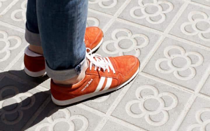 Sneakairs, les chaussures connectees de easyjet