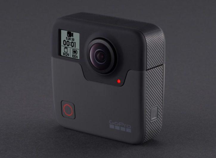 caméra 360 degrés GoPro Fusion