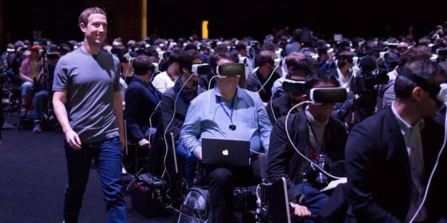 hyper-realite realite virtuelle zuckerberg samsung
