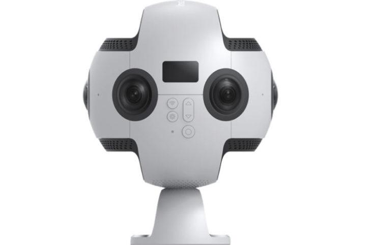 insta360 pro camera 360