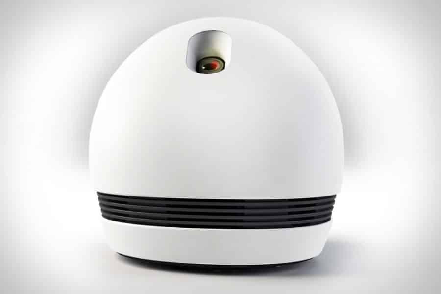 robot multimedia chambre connectee