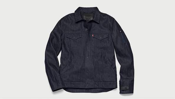 La veste connectée Google et Levi's
