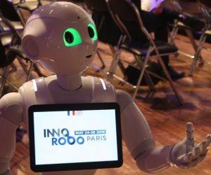 Les 9 robots les plus cool de l'Innorobo 2016 (et un tout pourri)