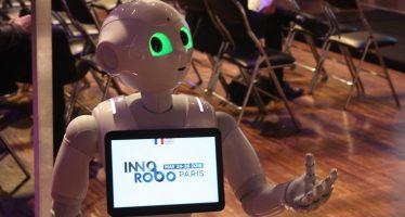 Les 9 robots les plus cool de l'Innorobo 2016