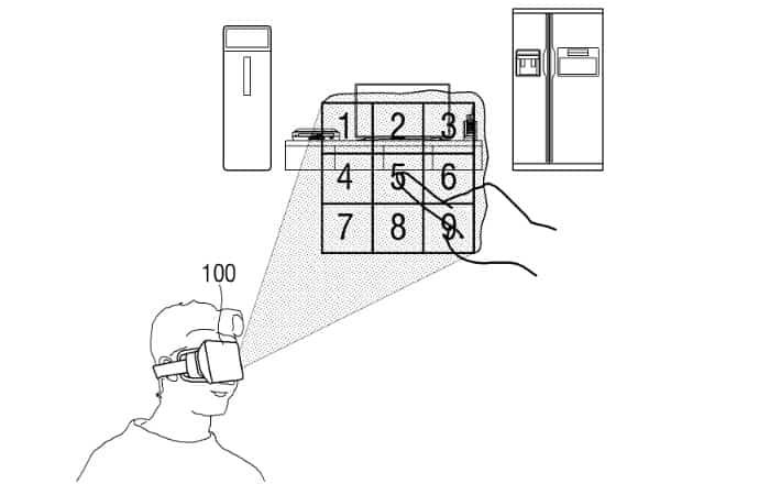 montre connectée projecteur samsung casque réalité virtuelle