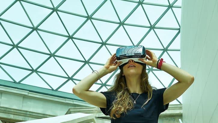 realite virtuelle musee