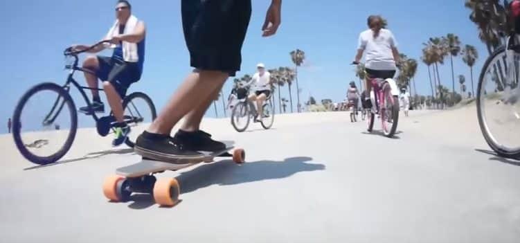 skateboard yuneec e-go