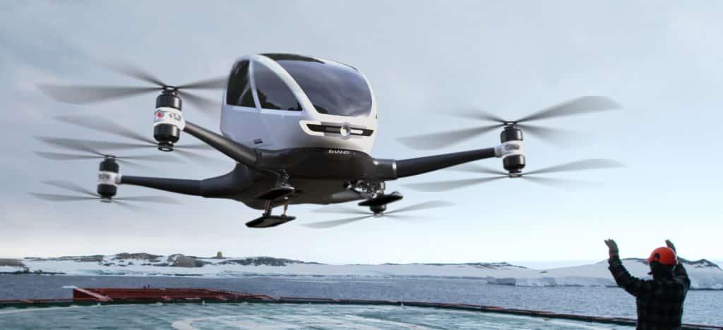 Drone Ehang 184