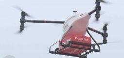 Une compagnie chinoise adopte la livraison par drones