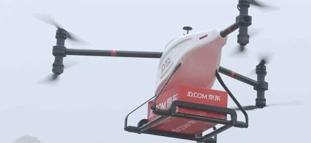 livraison drone