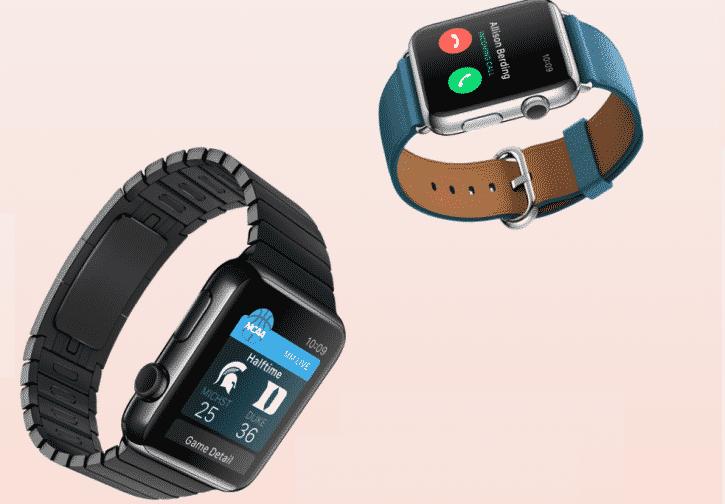 Apple watch 2 montre connectee