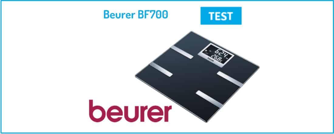 Test Beurer BF700
