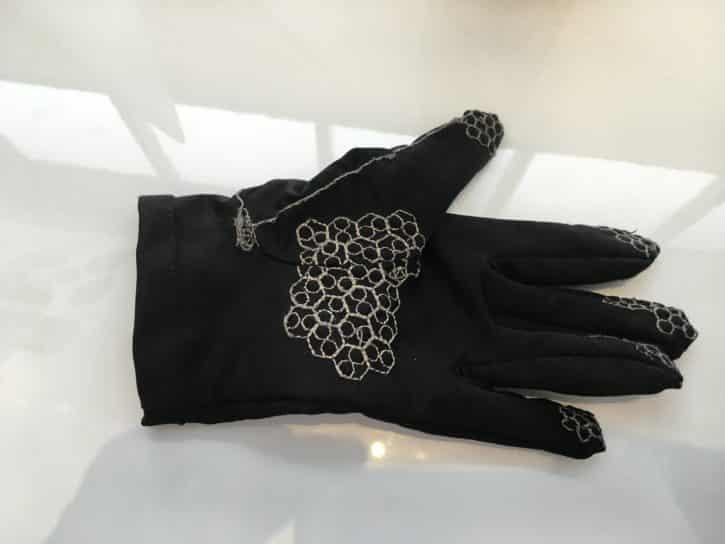 gants connectés