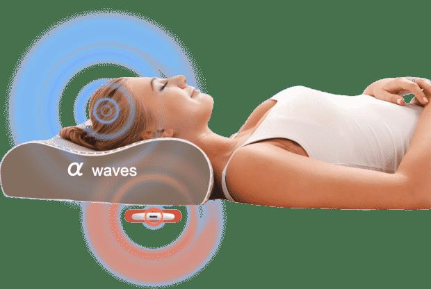 FitSleep traqueur sommeil connecte berceuse