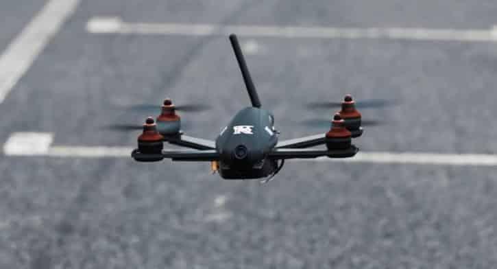 Le Nissan GT-R Drone