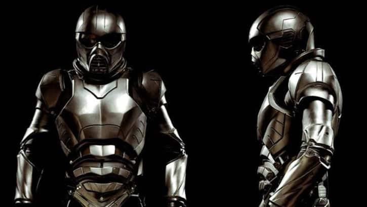 Armure Futuriste lorica mk ii : nouvelle armure connectée pour gladiateurs 2.0