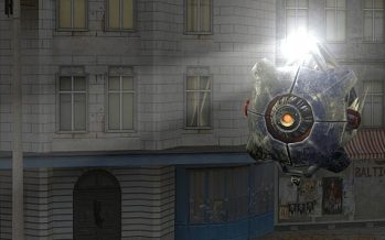 Un drone de Half-Life 2 pour vous traquer !