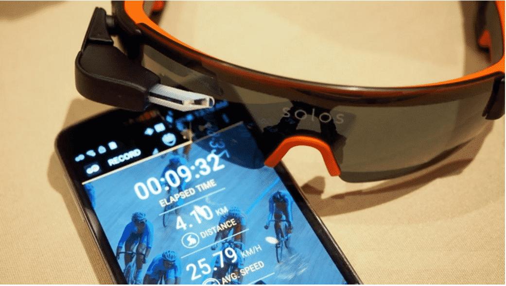 Solos lunettes de realite augmente