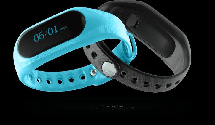 bracelet connecte Cubot V1