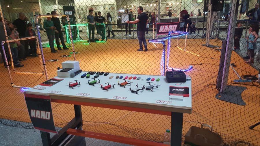 festival droles de drones atelier enfants conduite