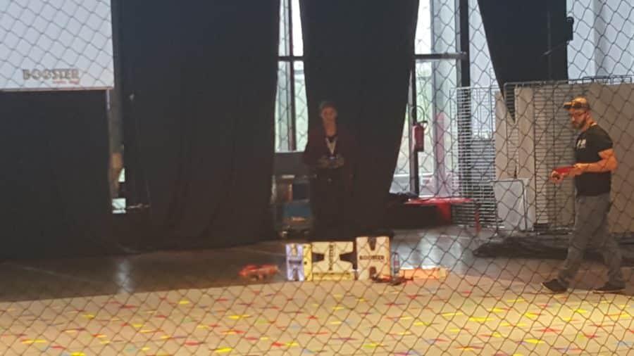 festival droles de drones booster demo