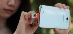 L'Eye-Plug : vers des selfies en 3D ?
