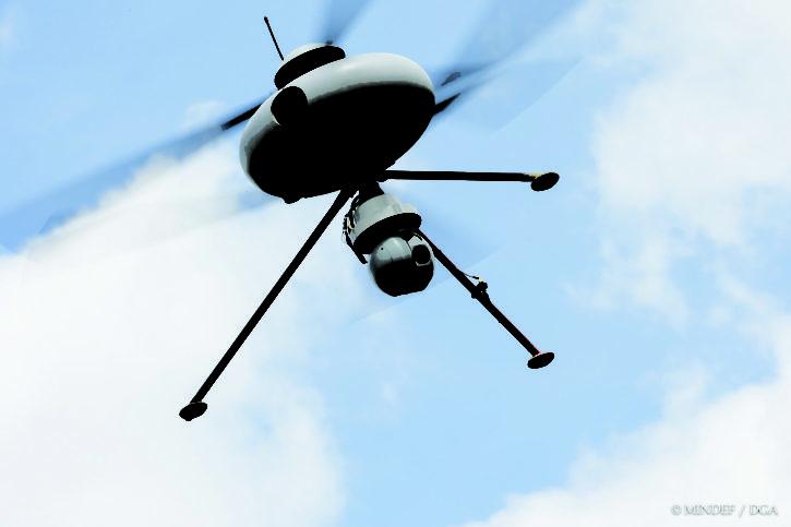 it180 drones ECA
