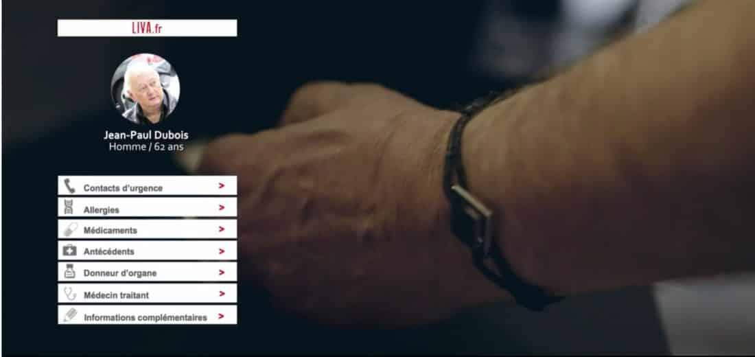 liva bracelet