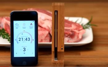 Meater cuit votre viande à la perfection