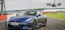 Nissan a créé le drone le plus rapide du monde