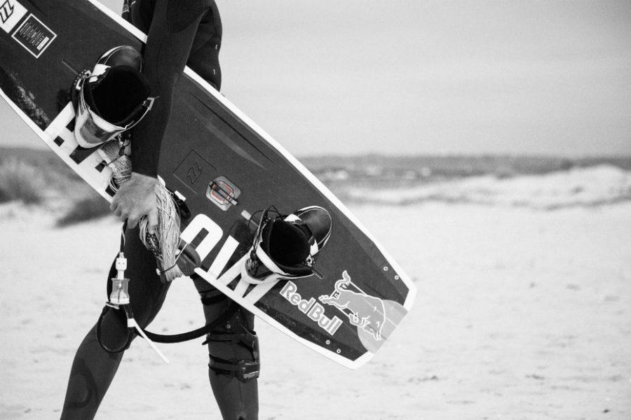piq kitesurf kiter en situation