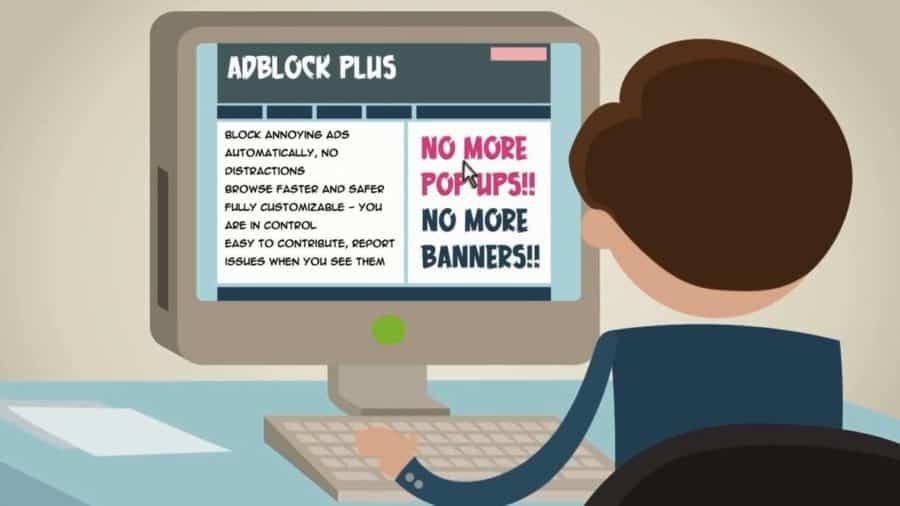 publicite adblock internet
