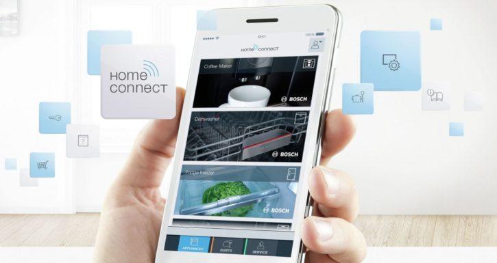 Présentation du Bosch Home Connect pour cuisine connectée