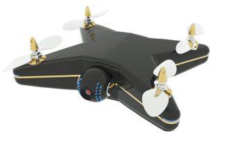Cardinal, le drone qui surveille votre maison