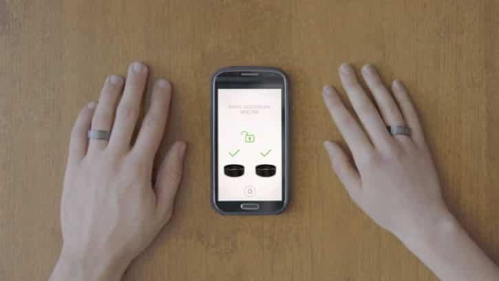 Cornetto Commitment Ring App