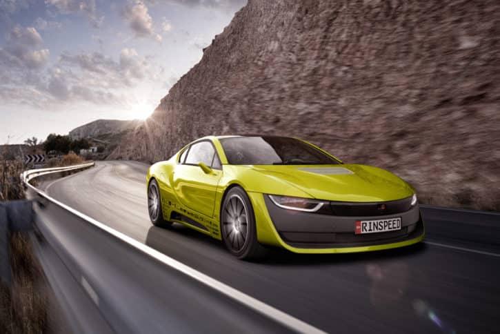 Le concept car Etos