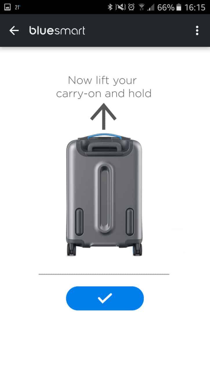 Application Bluetooth