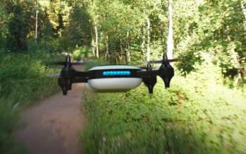 Teal, le drone le plus rapide du monde