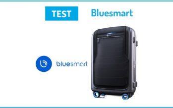 Test Bluesmart, la valise qui vous fait voyager connecté