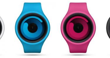 Ziiiro, une montre venue du futur