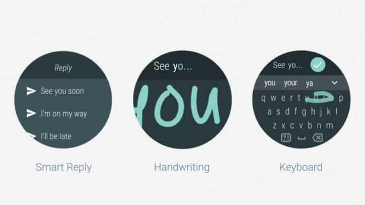 Google prépare deux montres connectées Nexus