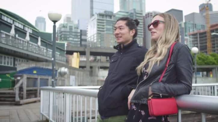 Deux personnes portent des vestes de la marque Baubax.